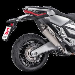S-H7SO4-HRT : Akrapovic titanium exhaust 2021 Honda X-ADV 750
