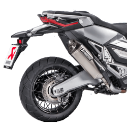 S-H7SO4-HRT : Scarico Akrapovic in titanio 2021 Honda X-ADV 750