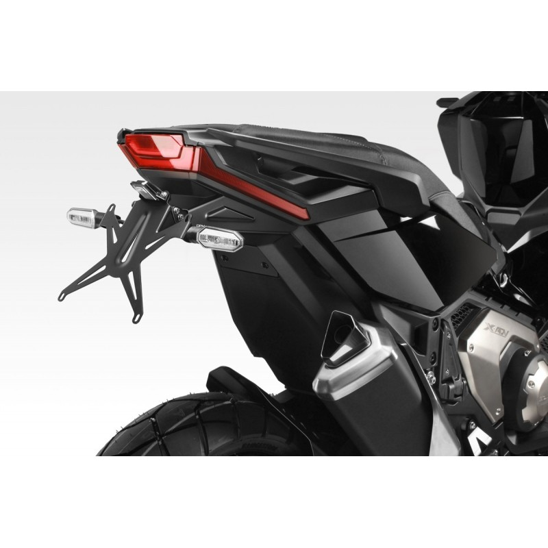 R-0956 : DPM short license plate holder Honda X-ADV 750