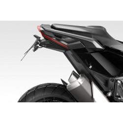 R-0956 : Support de plaque court DPM Challenge Honda X-ADV 750