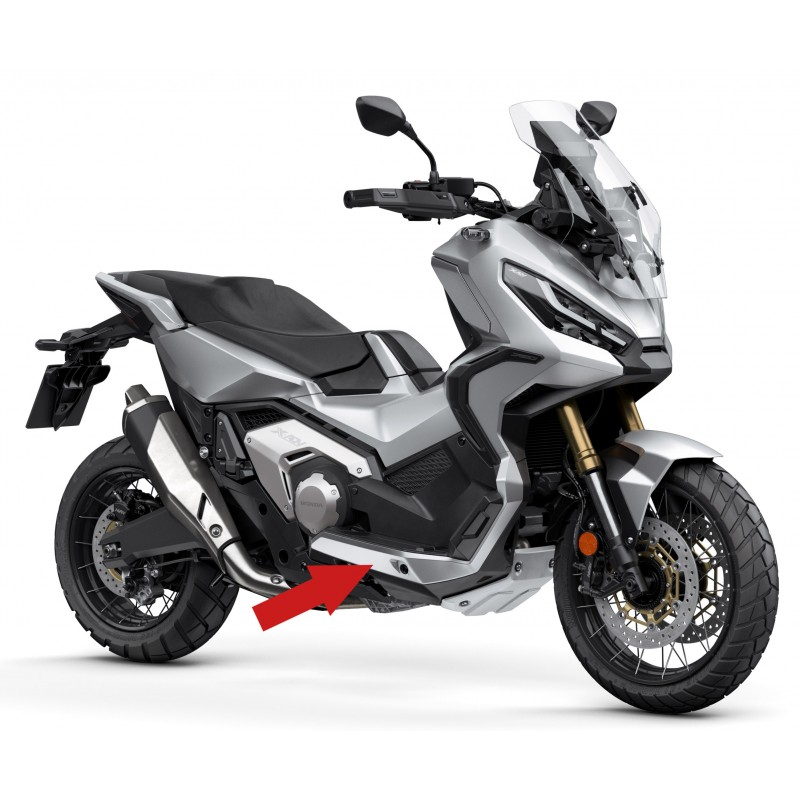 64471-MKT-D00Z : Carena inferiore 2021 Honda X-ADV 750