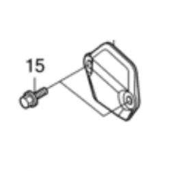 90028-GHB-640 : Vite del coperchio del filtro DCT Honda X-ADV 750