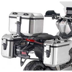 PLO1188MK : Portavaligie laterale Givi Honda X-ADV 750