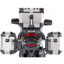 PLO1188CAM : Portavaligie laterale Givi Trekker Honda X-ADV 750