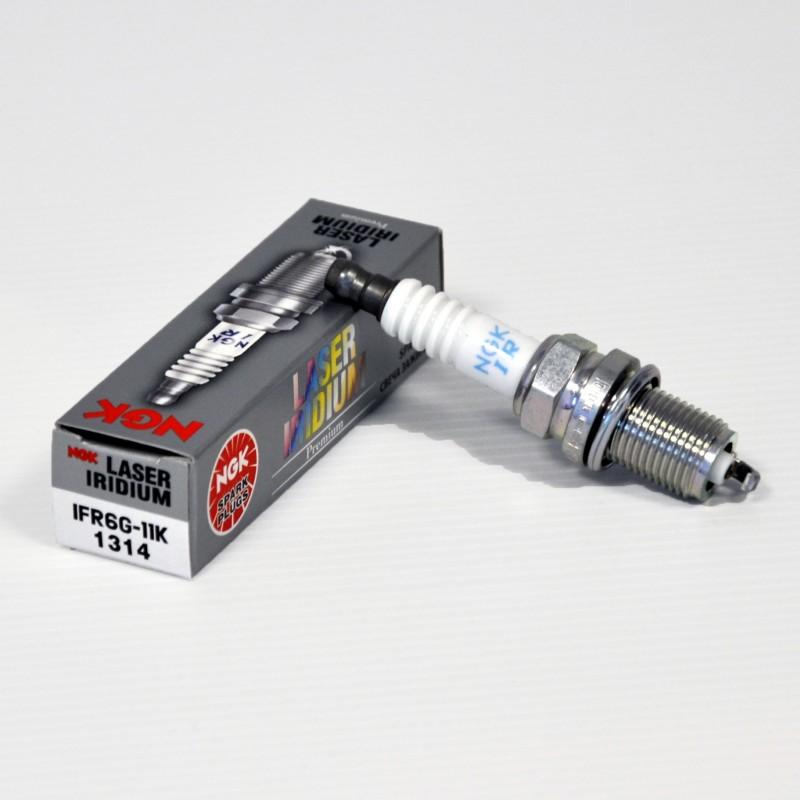 NGK.IFR6G-11K : NGK IFR6G-11K Spark Plug X-ADV