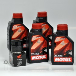 PackVidange4 : X-ADV Shop Oil Change Pack Honda X-ADV 750