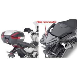 SR1188 : Support top-case complet Givi 2021 Honda X-ADV 750