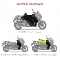 XTB560 : Bagster Winzip leg cover 2021 Honda X-ADV 750