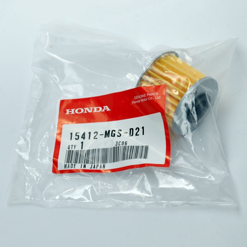 15412-MGS-D21 : Honda Gearbox Oil Filter X-ADV