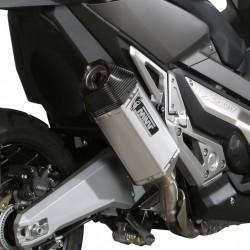 H.066.LRX : Silenziatore Mivv Speed Edge Inox X-ADV