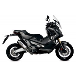 H.066.LRX : Silenziatore Mivv Speed Edge Inox Honda X-ADV 750