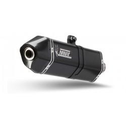 H.066.LRB : Mivv Speed Edge Slip-On exhaust Honda X-ADV 750