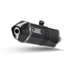 H.066.LRB : Silenziatore Mivv Speed Edge Black Honda X-ADV 750