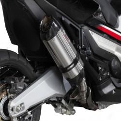 H.066.L7 : Mivv Suono Slip-On exhaust X-ADV