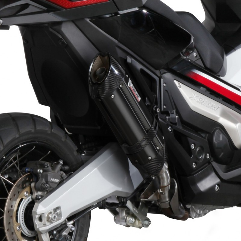 H.066.L9 : Mivv Suono Black Slip-On exhaust X-ADV