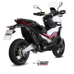H.066.L9 - 76013798 : Scarico Mivv Suono Nero Honda X-ADV 750