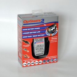 110126699901 : Optimate 3 Battery Charger X-ADV
