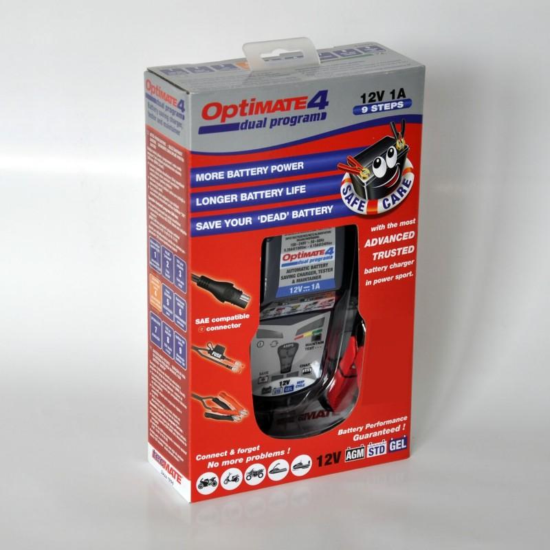 605000199901 : Chargeur de Batterie Optimate 4 X-ADV