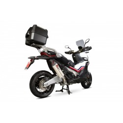 RHA178TEO : Silencieux Scorpion Serket titane Honda X-ADV 750