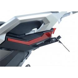 1083000001 : Porta targa piccolo R&G Honda X-ADV 750