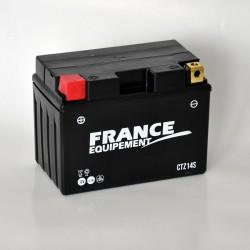 CTZ14S : Batteria Francia Equipaggiamento CTZ14S Honda X-ADV 750