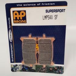 LMP540SF : AP Racing front brake pads X-ADV