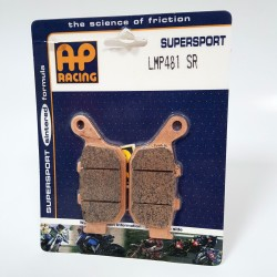 LMP481SR : Pastiglie freno posteriori AP Racing X-ADV