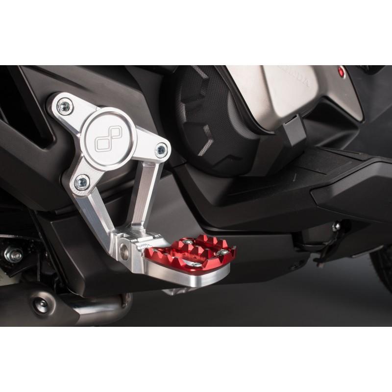 6230007201 : Poggiapiedi Pilota Lightech Honda X-ADV 750