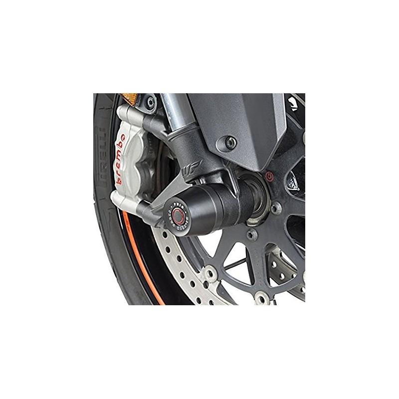 20051N : Puig Fork Protection Pads Honda X-ADV 750