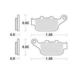 LMP481SR : AP Racing rear brake pads X-ADV