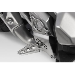 R-0827 : Kit Repose-pieds Pilote Inox DPM Honda X-ADV 750