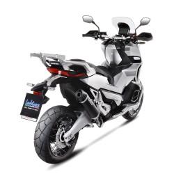 14046 : Scarico Leovince Nero Honda X-ADV 750