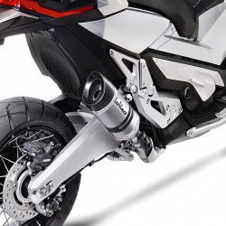 14193 : Leovince LV Pro Stainless Steel Slip-On Exhaust X-ADV