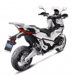 14194E : Leovince LV Pro Carbon Slip-On Exhaust Honda X-ADV 750