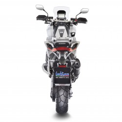 14196 : Silencieux Leovince Factory S Carbone Honda X-ADV 750