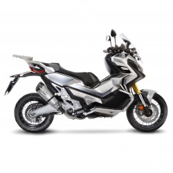 14195 : Leovince Factory S Stainless Steel Slip-On Exhaust X-ADV