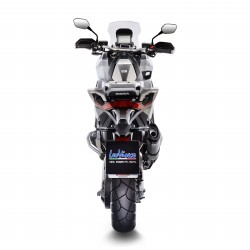 14195 : Silencieux Leovince Factory S Inox Honda X-ADV 750