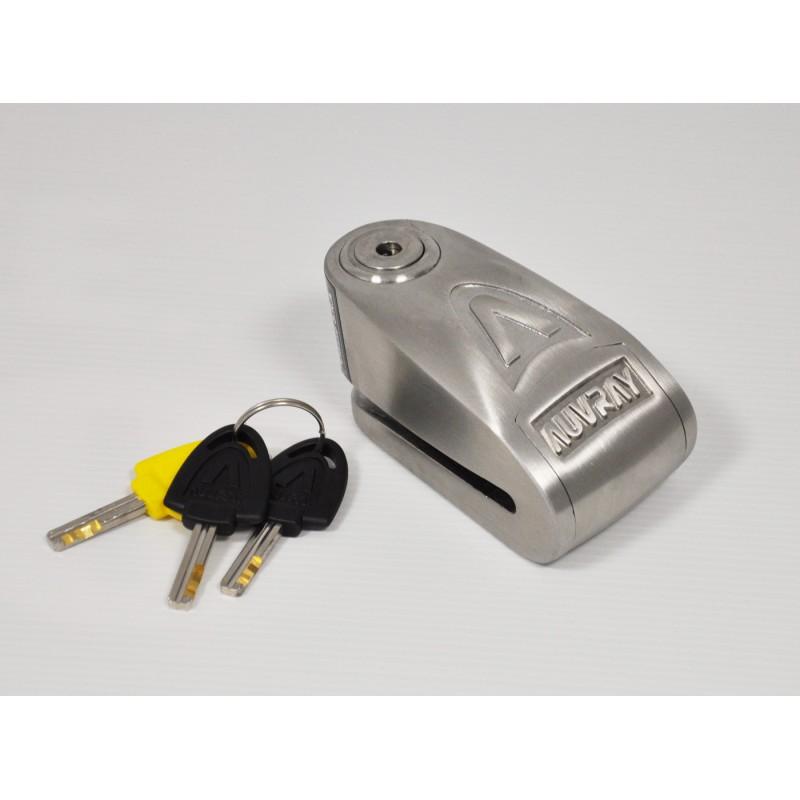 104130199901 : Blocco antifurto con sistema allarme Auvray Honda X-ADV 750