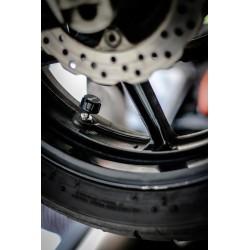 FM2410-BK : Sistema collegato pressione dei pneumatici FOBO Honda X-ADV 750