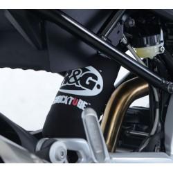 SHOCK1BK - 446339 : Tubo di protezione impermeabile di sale R&G Honda X-ADV 750