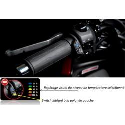 PC.GOLD.120 - 093167199901 : Impugnature riscaldate Tecnoglobe Gold Honda X-ADV 750