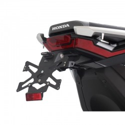 ESTR-0122 : Evotech License Plate Holder X-ADV