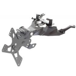 ESTR-0122 : Support de Plaque Evotech Honda X-ADV 750