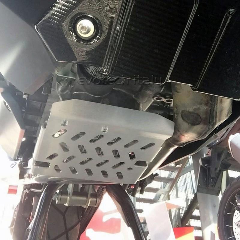 PROSAB0122 : Scarpa di protezione motore Alu Evotech Honda X-ADV 750
