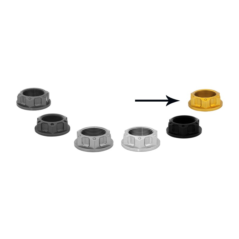 TB001 : Evotech Rear Wheel Axle Nut X-ADV