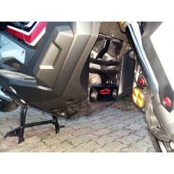 frontengineGL : Copertura in carbonio per la parte anteriore del motore Honda X-ADV 750