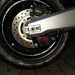 etrierGL : Copri pinza posteriore in carbonio Honda X-ADV 750