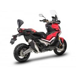 H0XD77RV + D0RP00N : Schienale passeggero  Shad Honda X-ADV 750