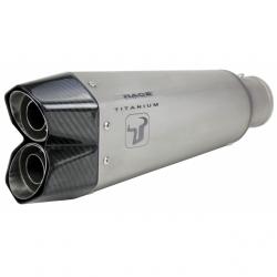 M10T : Silencieux Ixrace M10 Titanium X-ADV