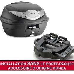 givib360pack : Pack Givi B360 pour X-ADV SANS porte-paquet d'origine Honda X-ADV 750